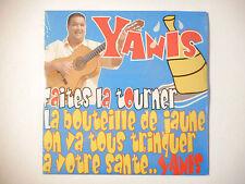 YANIS : LA BOUTEILLE DE JAUNE ♦ CD SINGLE NEUF PORT GRATUIT ♦