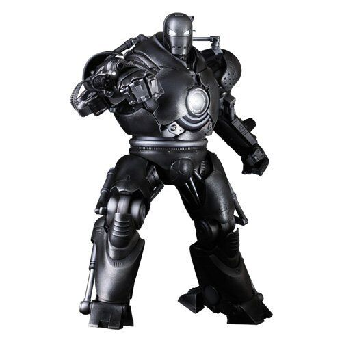 New Movie Masterpiece IRON Man IRON MONGER 1 6 Action Figure Hot Toys from Japan