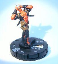 HeroClix Deadpool and X-Force #033 Deadpool