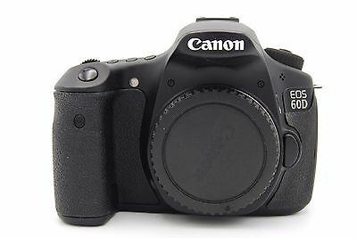 Canon EOS 60D 18.0 MP 3''SCREEN Digital SLR Camera Body Only (WITH BATTERY)