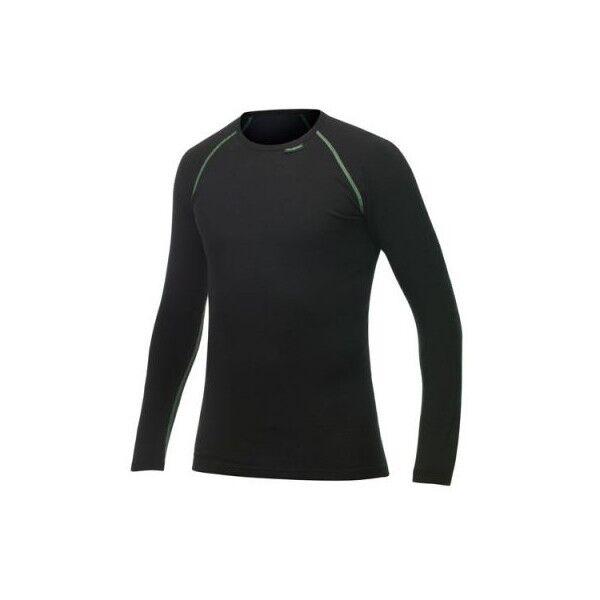 WoolPower crewneck Lite alrojoedor del cuello de camisa, manga larga-Shirt
