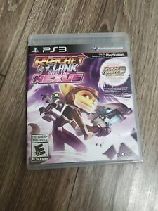RARE-FIND-Ratchet-amp-Clank-Into-the-Nexus-Sony-PlayStation-3-PS3-LIKE-NEW