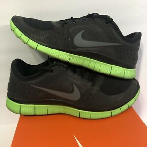 newest cbf5b 4c6d8 Image is loading Nike-Free-Run-3-Shield-H20-Repel-Running-
