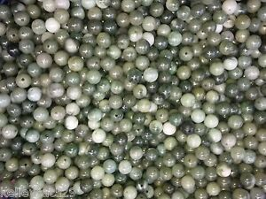 Natural Stone Multicolor Agates Round Beads For Jewelry Making 4 6 8 10 12mm Spacer Beads Diy Necklace Bracelet Wholesale Neither Too Hard Nor Too Soft Beads & Jewelry Making
