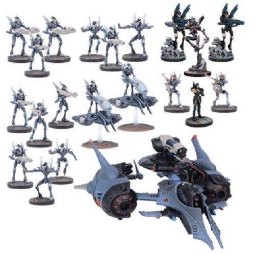 ASTERIAN RESERVE FORCE - WARPATH - MANTIC