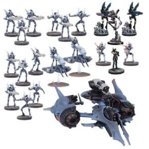 Force de réserve astérienne - Warpath Mantic