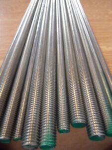 M3 - M24, Stainless Steel (A2), Threaded Rod / Bar / All Thread / Studding  X 1mt | eBay