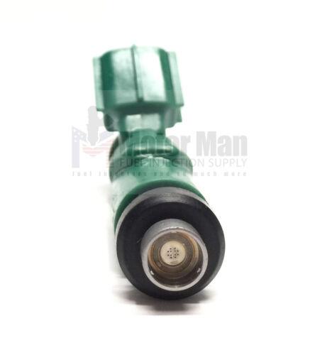 Motor Man23250-21020 OEM Flow Matched Fuel Injector Set 2000-2008 Toyota 1.5L