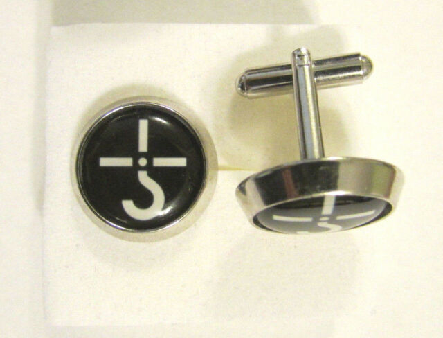 Blue Oyster Cult Cuff Links Blue Oyster Cult Logo Cufflinks Boc