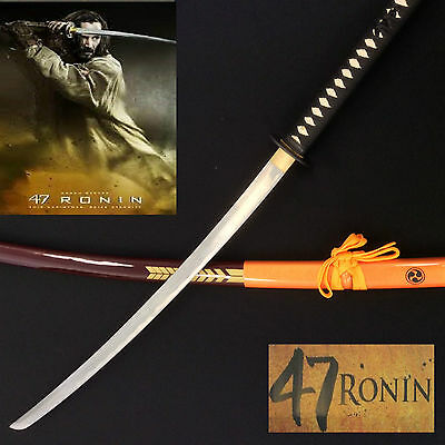 Capable 47 Ronin Master Japanese Samurai Oishi Sword/katana pre Order Collectibles