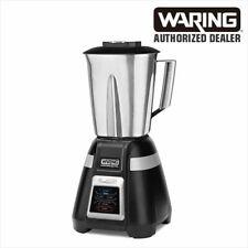 Waring Bb320s Stainless Steel Jar Bar Blender Restaurant Commercial Drink Mixer