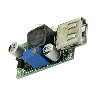 DC-DC Boost Converter New 3V Up 5V to 9V 2A USB Output Voltage Step-up Module