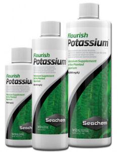 Seachem-Flourish-POTASSIUM-Macro-Nutrient-Aquarium-Plants-Fertiliser-100ml-500ml