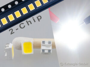 SMD-LED-PLCC4-3528-DOPPELCHIP-PUR-WEISS-pure-white-2-chip-very-bright-plcc2