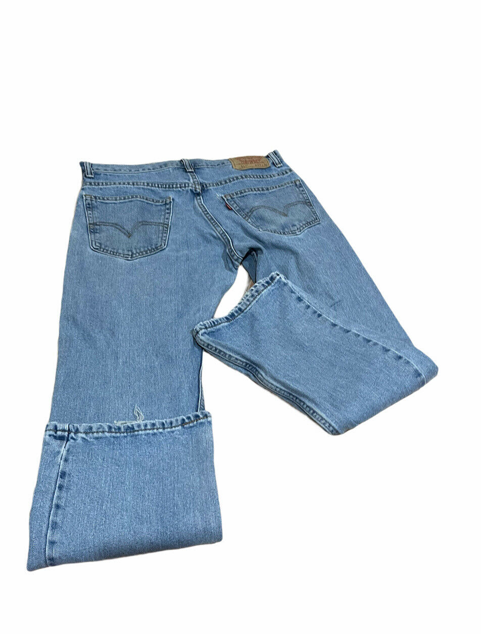 Levis 517 Bootcut Jeans Size 34x30  Made in USA D… - image 2