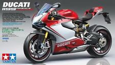 Tamiya 14132 1/12 Scale Model Motorcycle Kit Ducati 1199 Panigale S Tricolore