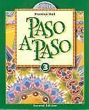 PASO A PASO 2000 STUDENT EDITION LEVEL 3 STUDENT EDITION Addison Wesley Hardcov