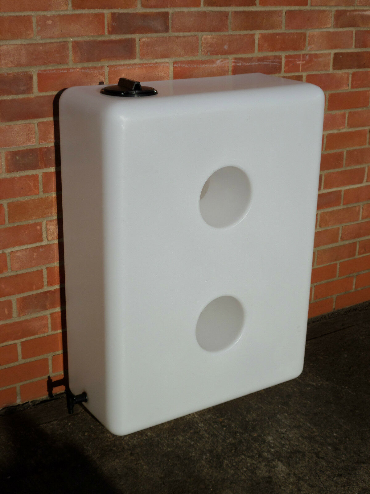 220L Plastic Water Storage Tank Window Cleaning Camping Valeting