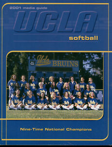 2001-UCLA-Softball-Media-Guide