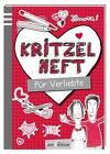 Kritzelheft für Verliebte von Susanne Schiefelbein (2016, Taschenbuch)