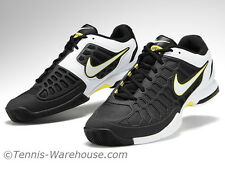 Nike Zoom  Breathe 2K11 tennis shoe, blk,white,yel,stable shoe ,reg $140 size 11