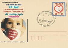 Poland postmark KRAKOW - VII final WOSP (analogous)