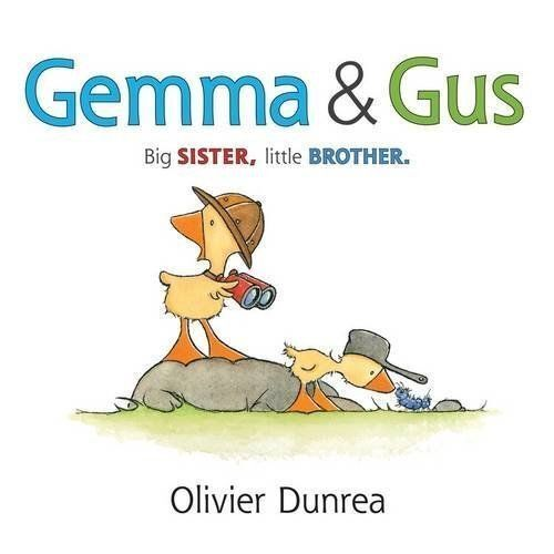 1 of 1 - Gemma & Gus (Gossie & Friends), Very Good Condition Book, Dunrea, Olivier, ISBN