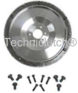 VW-G60-LIGHTENED-AND-BALANCED-STEEL-FLYWHEEL-6-5KILOS-WITH-ALL-BOLTS