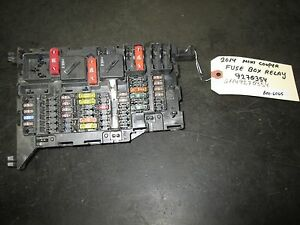 14 mini cooper fuse box relay 9270354 61149270354 see. Black Bedroom Furniture Sets. Home Design Ideas
