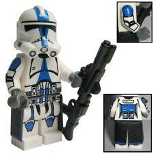 501st Legion Clone Trooper Figur gefertig aus Lego Star Wars & custom Teilen
