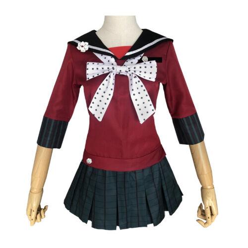 Anime Danganronpa V3 Killing Harmony Harukawa Maki Uniform Cosplay Costume Suit