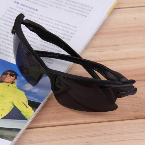 Mens HD Polarized Sunglasses Outdoor Driving Fishing Glasses Eyewear  WQ