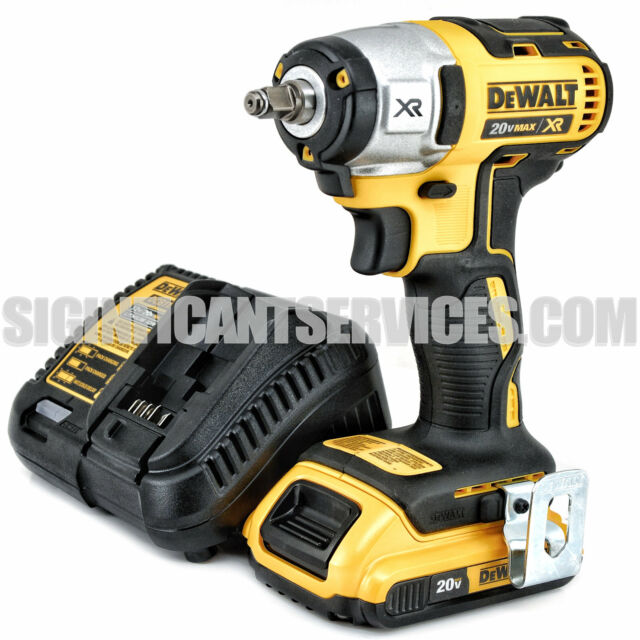 "DEWALT DCF890 20V Lith-Ion Cordless 3//8/"" Impact Wrench Tool-Only NEW!"