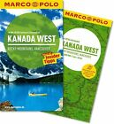 MARCO POLO Reiseführer Kanada West, Rocky Mountains, Vancouver von Karl Teuschl (2013, Taschenbuch)