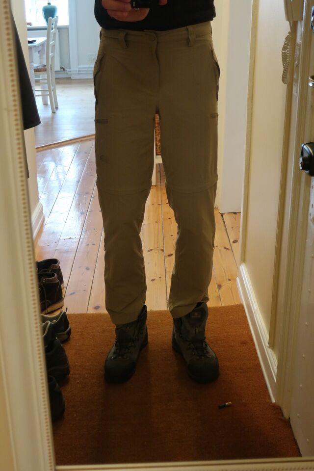 Vandreudstyr, bukser, herre