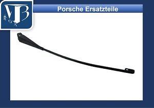 P107-Porsche-911-914-Windscreen-Wiper-Arm-Left-Black-68-75-Top-Quality