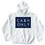 Cash Men/'s Hoodie To Match Retro Jordans 11 Midnight Navy UNC Gum Low IE