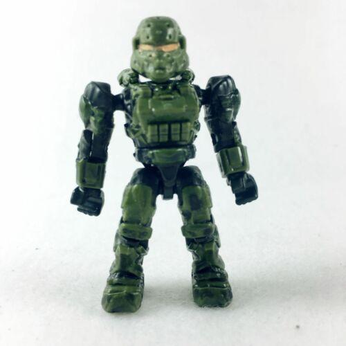 "Details about  /Lot of 10pcs MEGA BLOKS HALO UNSC GREEN SPARTAN Mini Figures /""New Sealed/"""