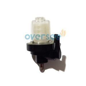 Outboard Fuel Filter Assy For Yamaha Outboard Motor (Fit 15HP-60HP)