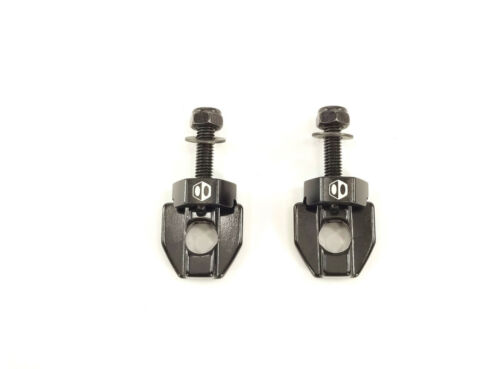 Box Components Three 3 Chain Tensioners Pair Black for BMX /& Fixed Gear Bikes