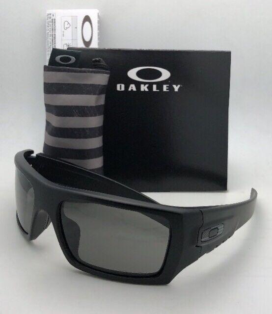c1254e17214c2 Oakley SI Ballistic Det-cord Matte Black Frame Grey ANSI Z87 Safety Lenses