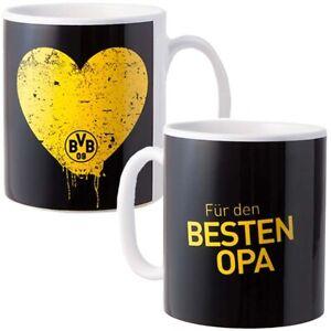 Borussia Dortmund BVB 09 BVB-Tasse Sch