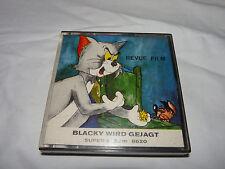 SUPER 8 FILM - BLACKY WIRD GEJAGT - 33m REVUE FILM