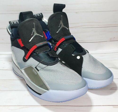 14eac5d28c1f1511d513db14f24eb56870 Metallic Nike 005 Nero Taglia Jordan Silver 33 Aq8830 Star Xxxiii Air Asg All nwNm0v8