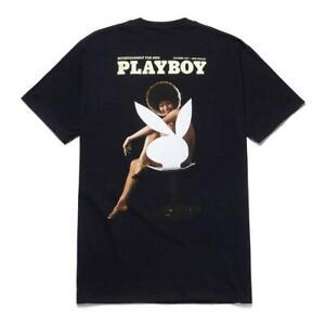 Original HUF X Playboy Oktober 1971 T-Shirt - Schwarz