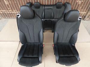 bmw 6er f06 gran coupe sportsitze teilleder alcantara sitze mit sitzheizung ebay. Black Bedroom Furniture Sets. Home Design Ideas
