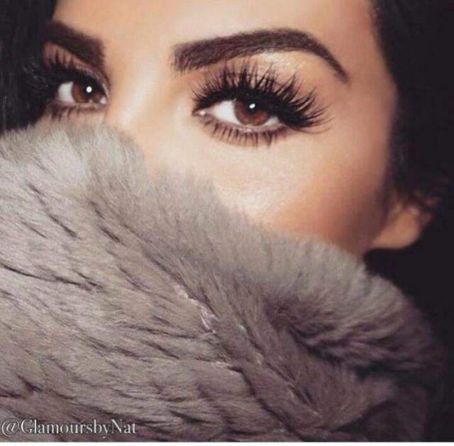 Huda Beauty Faux Mink Eyelashes Farah 12 Authentic Ebay