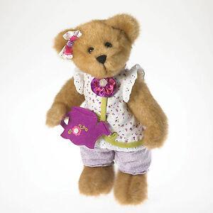 Boyds Bear Plush Lila Gardenbeary size 12 inch * Sealed *