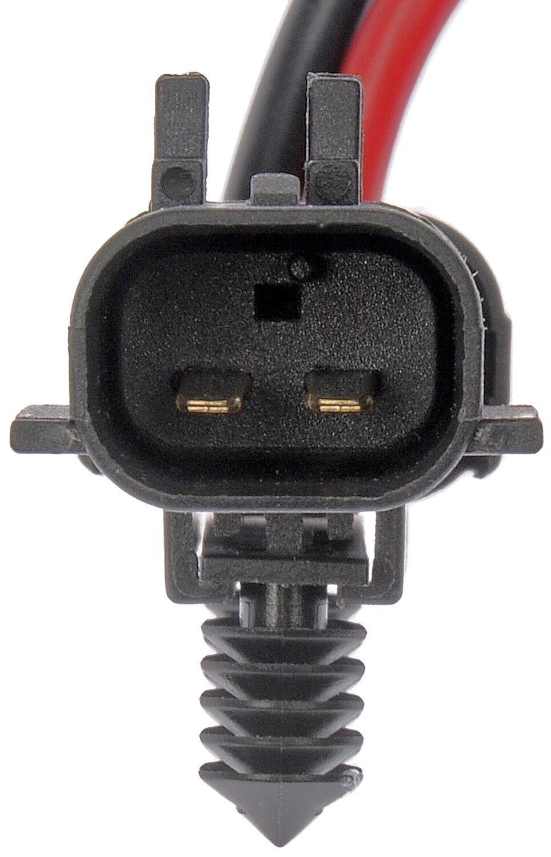 engine cooling fan motor wiring harness dorman fits 02 08 dodge ram rh ebay com