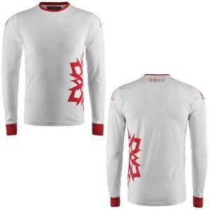 Kappa T-Shirts & Top KSA RED SNOW FLAKE Uomo Aroundsport KSA T-Shirt